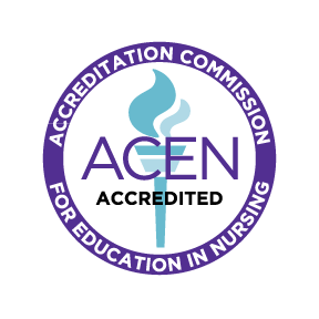 Accreditation Commission for Education in Nursing, Inc. Seal