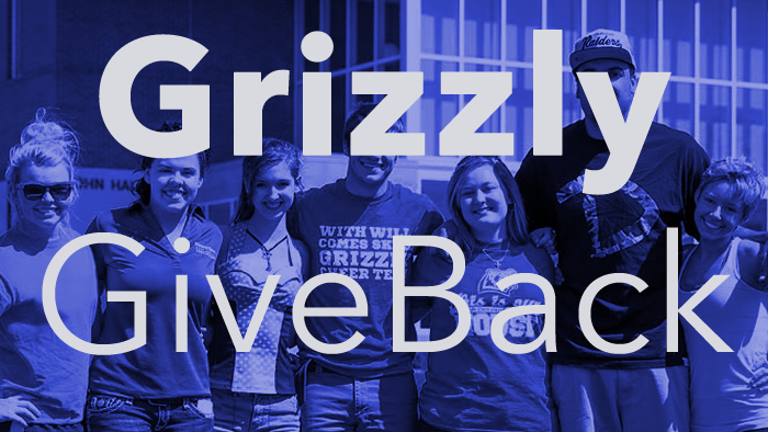 The Grizzly GiveBack