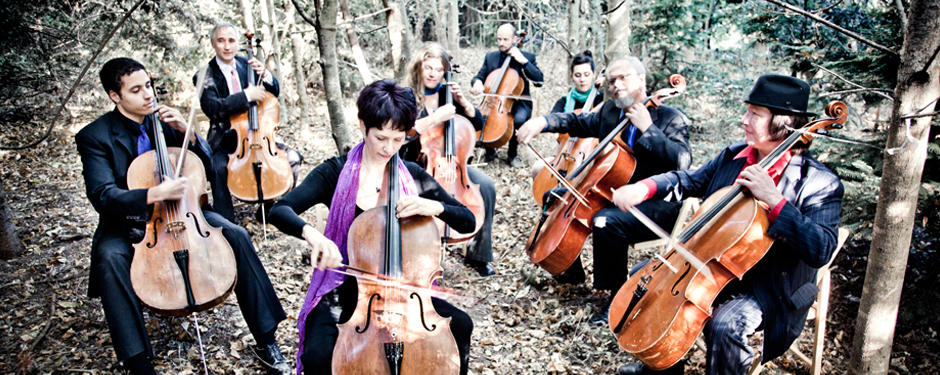 The Portland Cello Project brings an evening of music to the West Plains Civic Center theater 7 p.m. April 23. Tickets available at the box office.