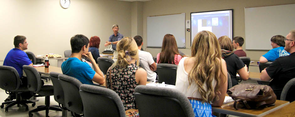 STudent Advising and Registration (STAR) orientation helps new students prepare for the first day of classes.