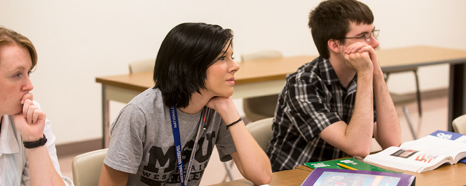 Over 300 classes are available during the 2015 spring semester.